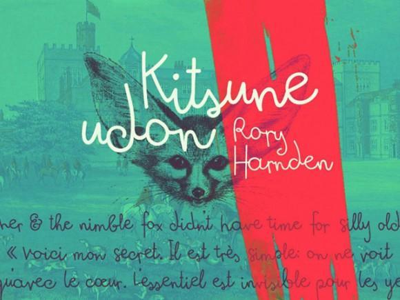 kitsune_udon_free_font