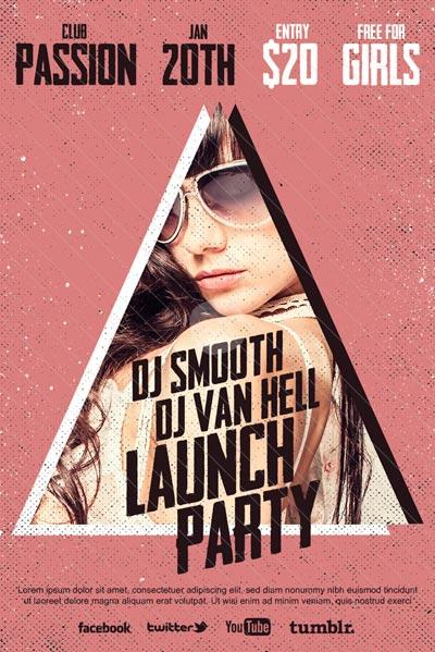 launch_flyer_template