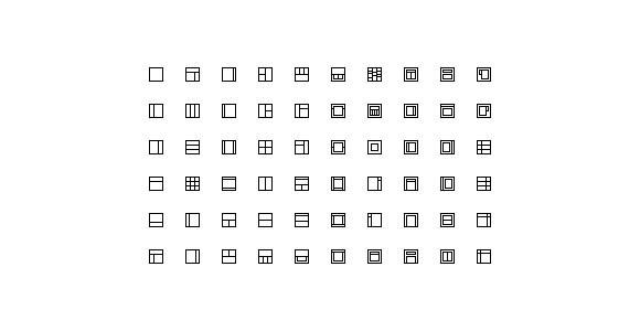 layouts_icons_psd