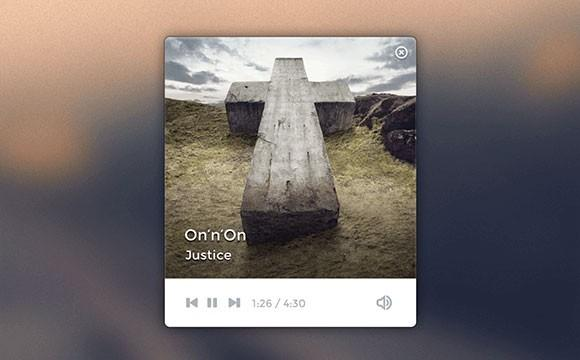 little_free_psd_music_player