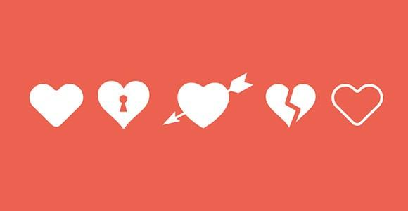 love_heart_free_psd_icons