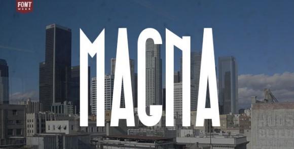 magna_free_font