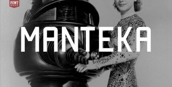manteka_free_font