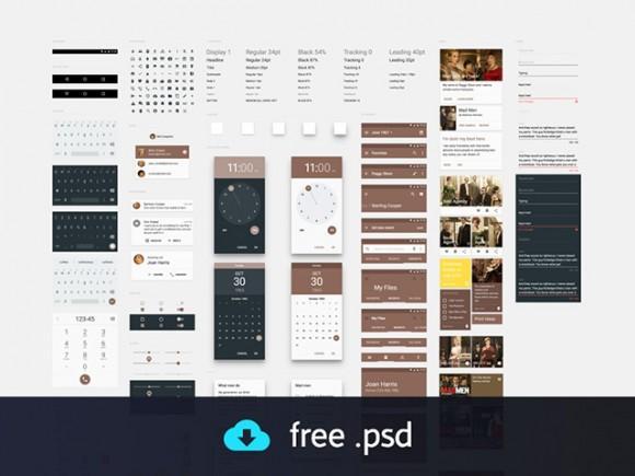 material_design_ui_kit