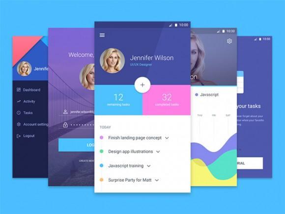 material_design_app_template