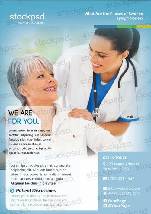 Creative Modern Free Business Flyers Templates Page Of - Nursing flyer templates