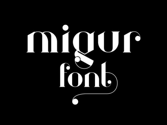 migur_a_free_elegant_serif_font