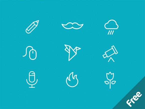 minicons_40_free_psd_icons