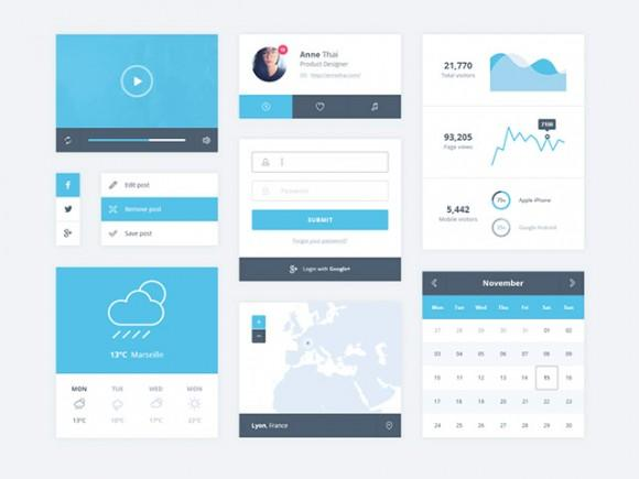 clear_and_minimal_ui_kit