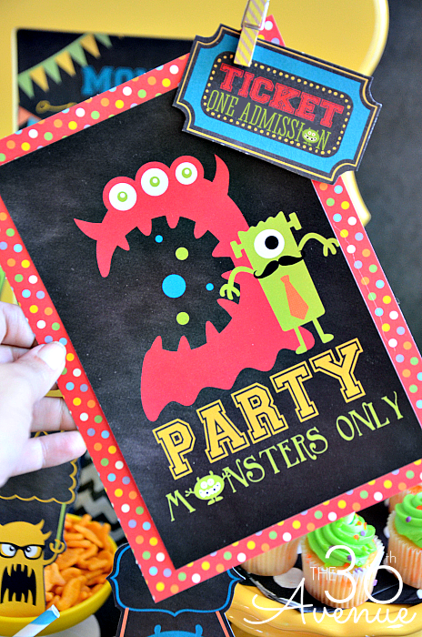 monsters_party_invitation