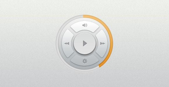 music_player_widget_psd