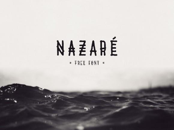 nazar_free_font