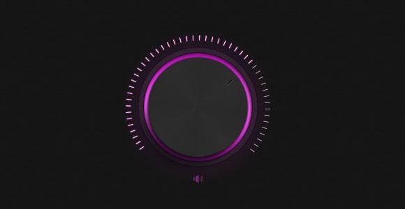 neon_volume_knob_psd