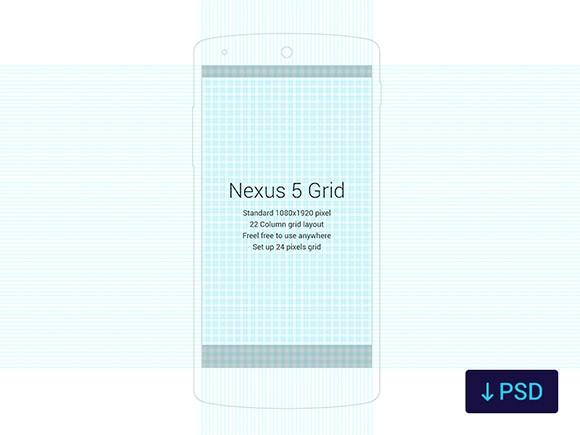 nexus_5_grid_template