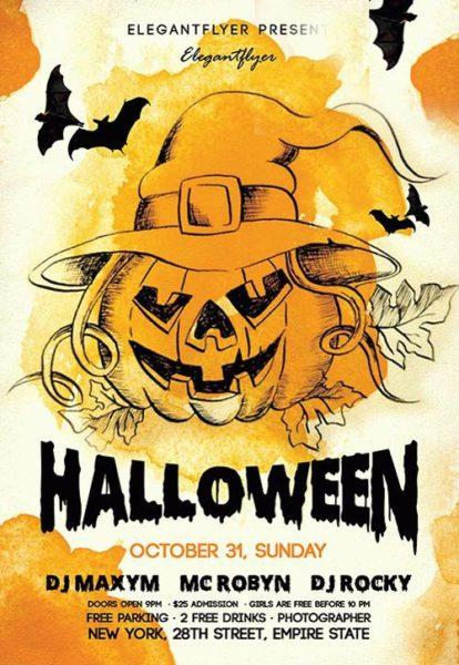 night_halloween_free_flyer_template