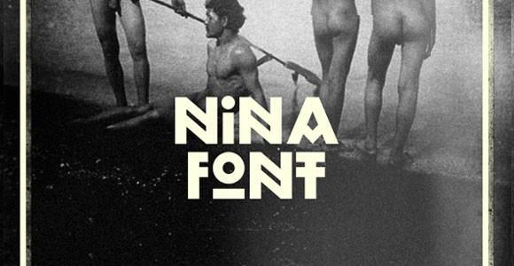 nina_free_bold_font