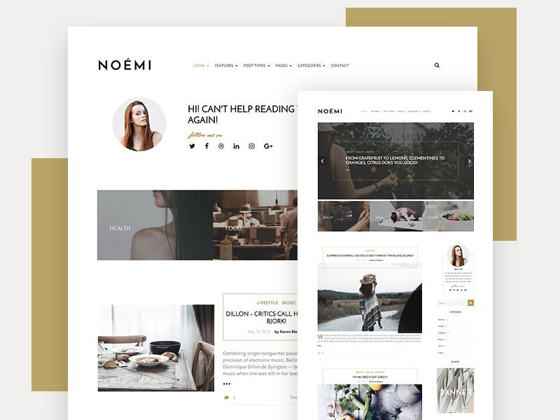 noemi_simple_blog_theme