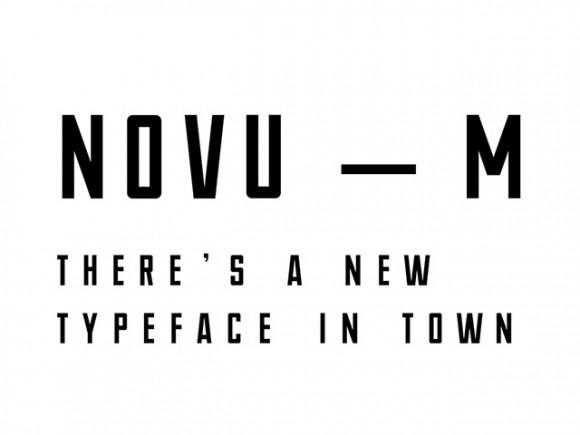 novu_m_free_font