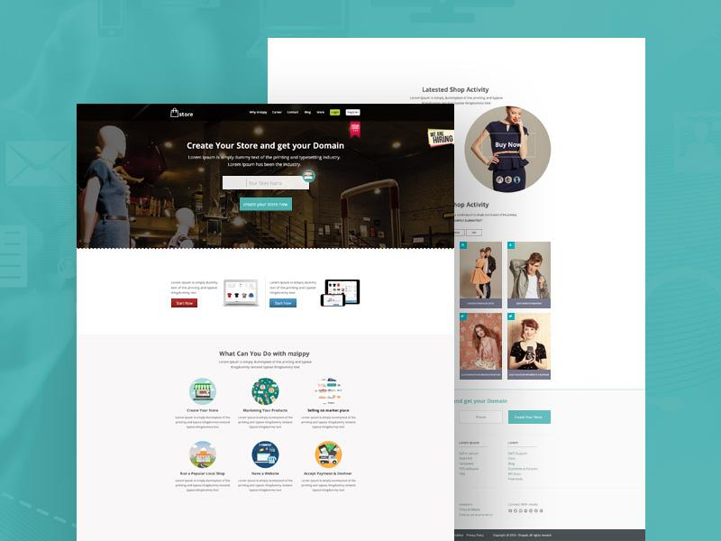 online_store_template