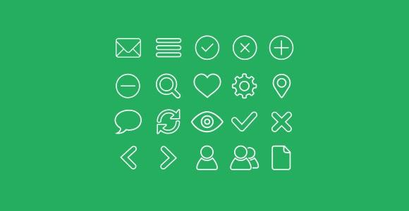 20_free_outline_icons
