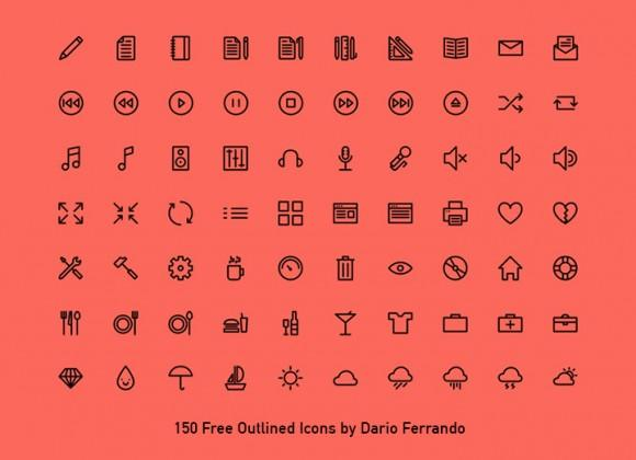 150_outlined_icons_psd_ai_svg_webfont
