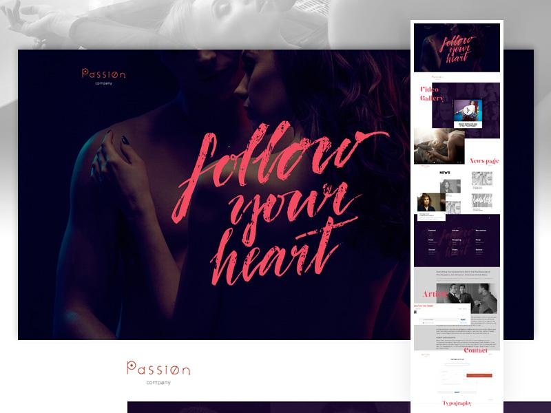 passion_portal_template