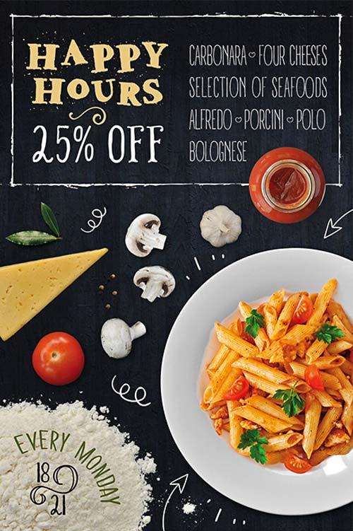 pasta_restaurant_free_flyer_template