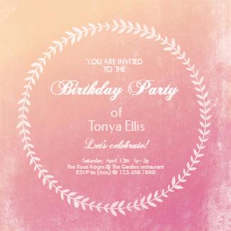 diamond_dream_birthday_party_invitations