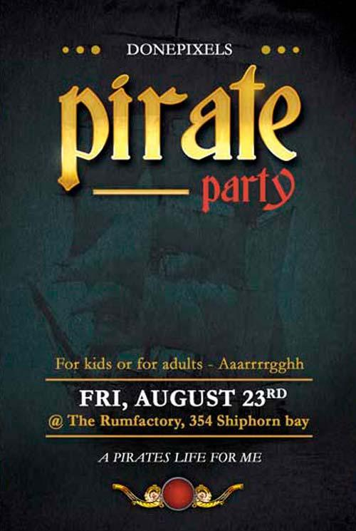 free_pirate_party_flyer_psd_template