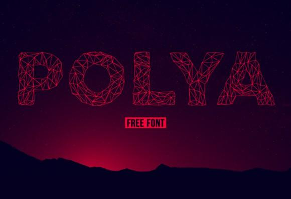 polya_free_font