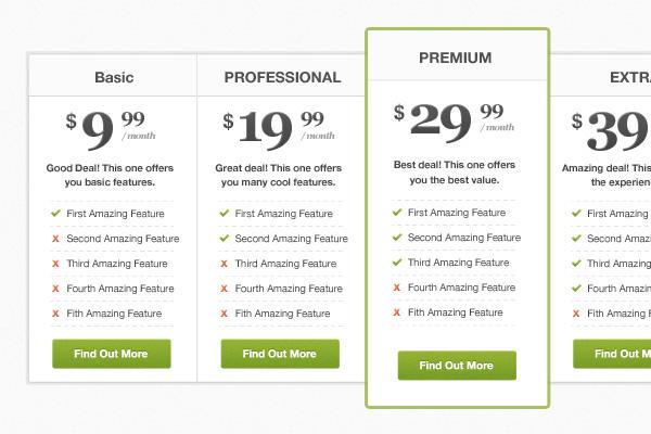 pricing_table_psd