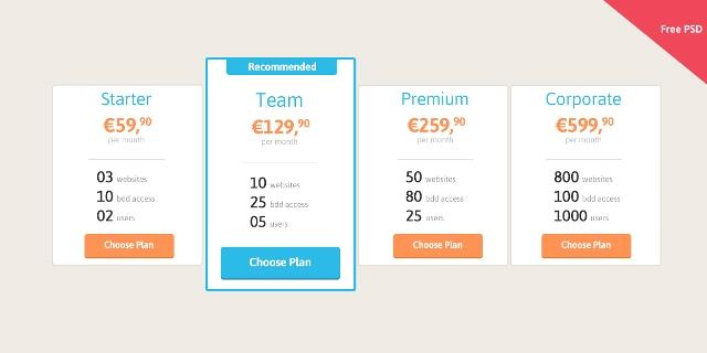 pricing_table_free_psd