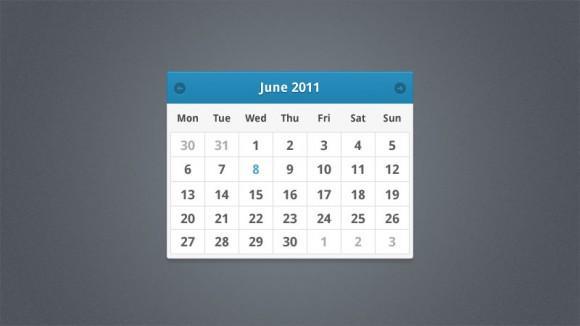 minimalist_psd_calendar_widget