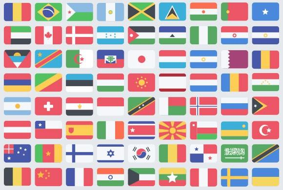 195_flat_flag_psd_icons