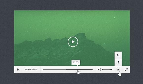 free_psd_flat_and_minimal_video_player