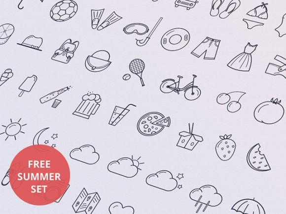 40_free_summer_icons
