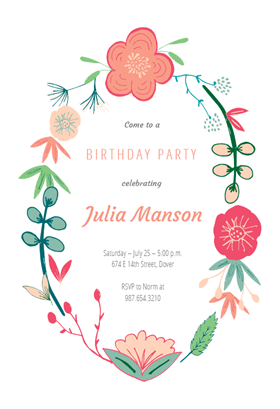 spring_flowers_birthday_invitations