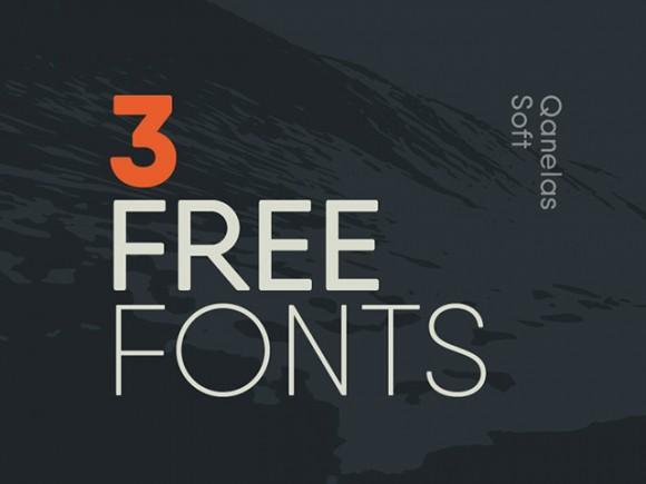 qanelas_soft_3_free_font_weights
