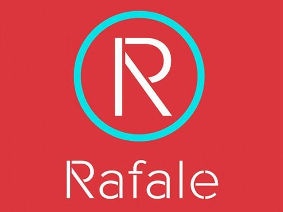 rafale_free_font