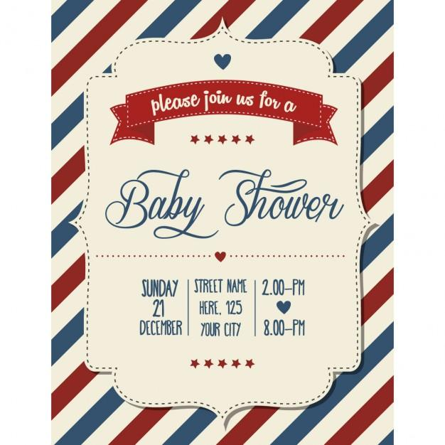 retro_baby_shower_invitation