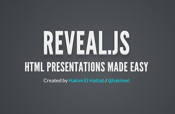 reveal_js_framework_for_html_presentations