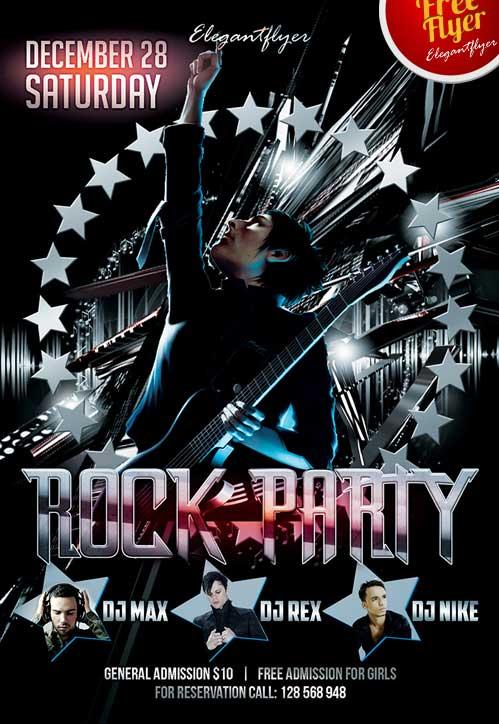 rock_club_free_flyer_psd_template