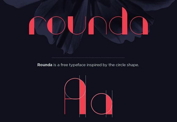 rounda_free_font