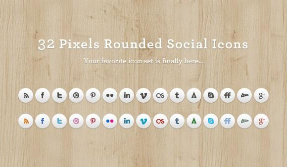 rounded_social_media_icon_set_png