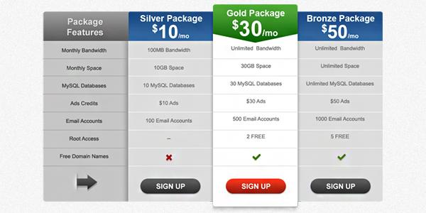 simple_pricing_table_psd