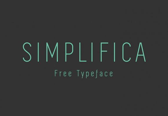 simplifica_free_font