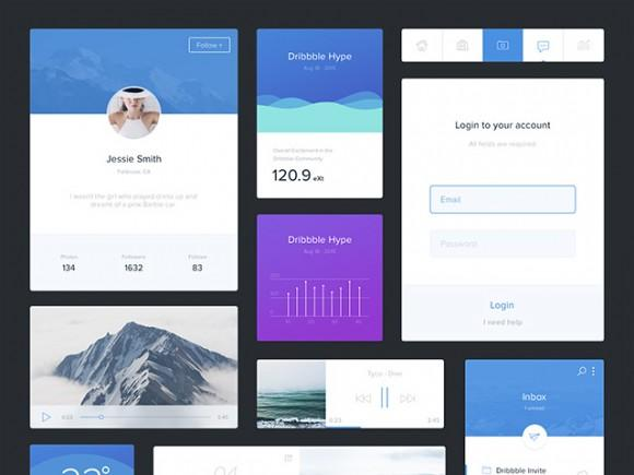 free_ui_kit_for_sketch