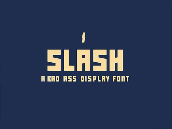 slash_free_font