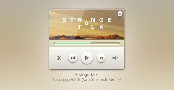 small_music_player_widget_psd
