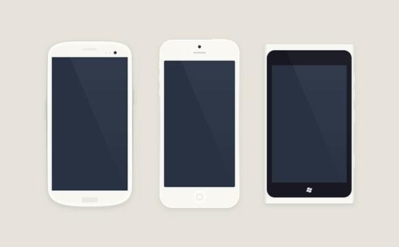 free_psd_smartphones_mockups